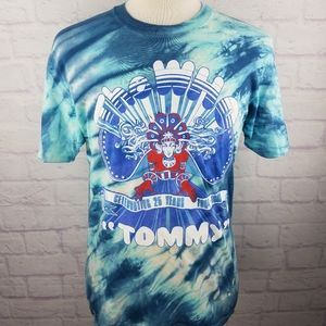 RARE Vintage 1989 The Who 25th Anniversary Shirt.